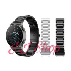 Stainless Steel Strap Watch Band Huawei Watch GT 2 GT2 Pro Tali Jam