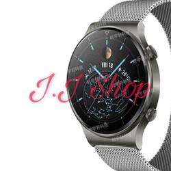 Milanese Magnet Loop Strap Watch Band Huawei Watch GT 2 GT2 Pro Tali