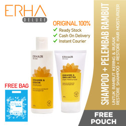 Jual Erha Scalp Care Shampoo Mengatasi Ketombe Dermatitis 250 Ml Jakarta Barat Erha Deluxe Tokopedia