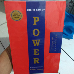 The 48 Law Of Power ( 48 Hukum Kekuasaan )