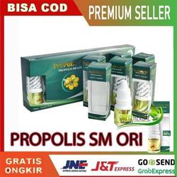 Opat Kutil Mata Ikan Kapalan - Propolis SM - Propolis Brazil Asli 6 ML