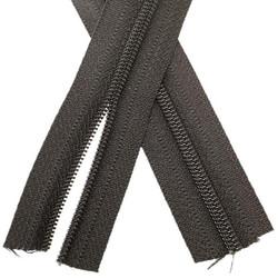 Resleting YKK meteran 03 plastik zipper coil YKK daun seleting no 3