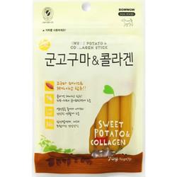 Bowwow Sweet potato & Collagen Stick 70gr/ Snack Anjing