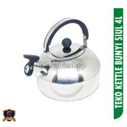 Teko ceret bunyi siul 2,5L dan 3,5L / teko siul / teko stainlees steel
