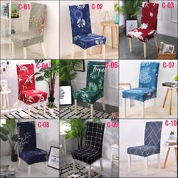 Sarung Kursi /Cover Chair kain elastis