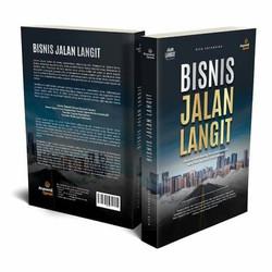 Buku Bisnis Jalan Langit oleh Riza Zacharias