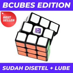 Rubik 3x3 - BCUBES YJ GUANLONG- Black Base