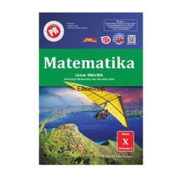 Buku PR/ LKS Matematika Peminatan SMA Kelas 10/X, SMT 2 Intan Pariwara