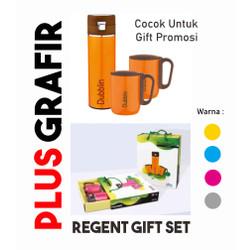 Custom Tumbler Dublin Regent Gift Set + Grafir