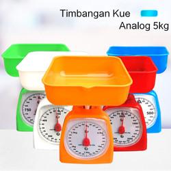 Timbangan Kue Manual 5kg/ Timbangan Dapur Analog