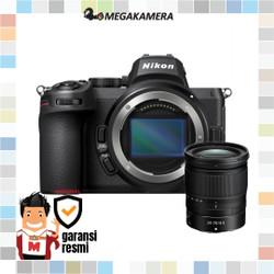 Nikon Z5 with Lens Z 24-70mm F4 Mirrorless Camera - Z 5 Body Only
