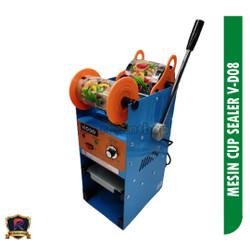 mesin Press Gelas Plastik / Mesin Cup Sealer / Mesin Cup Sealer Manual