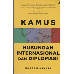 Kamus Hubungan Internasional Dan Diplomasi - UR
