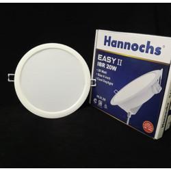 Hannochs Easy IBR 20w bulat 20 watt Lampu Plafon Led Ceilling Bulat