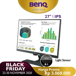 BenQ GW2780 IPS 27inch Full HD HDMI LED Entertainment Eye Care Monitor
