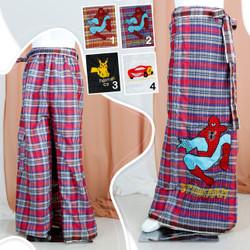 sarung celana anak sarung celana katun halus untuk anak umur 5 - 12 th