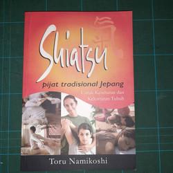 Shiatsu - Toru Namikoshi