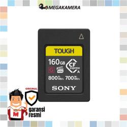 Sony 160GB CFexpress Type A TOUGH Memory Card - Memori Kamera
