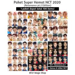Paket Super Hemat NCT 2020 Resonance pt.2 (paket mini foto NCT KPOP)