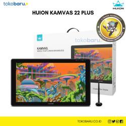 Huion Kamvas 22 Plus GS2202- Garansi Resmi 1 Tahun
