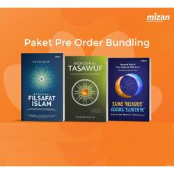 Paket PreOrder Bundling (Mengenal Filsafat Islam+Tasawuf+Sains)