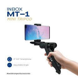 Inbox MT1 Mini Tripod – Smarthphone GoPro Handle Camera