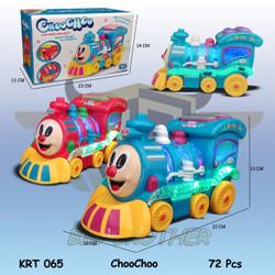 KRT065 Choochoo Train Mainan Anak Kerta Api LOOP