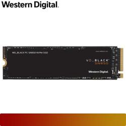 WD BLACK SN850 NVMe SSD 1TB   SSD M.2 NVMe Gen 4 x4 1TB