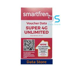 Voucher SmartFren Unlimited