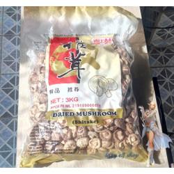 Jamur Sioko 3 kg Shitake Hioko Shiitake Hua Xiang gu Mushroom hwaku