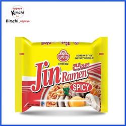 Ramen Korean Ottogi Jin Ramen Spicy