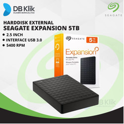 Hardisk External Seagate Expansion 5TB 2.5""