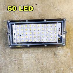 Lampu Tembak LED 50 Watt Slim Flood Light 50 Watt Lampu Sorot 50w LED