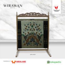 Batik tulis asli - Sutra ATBM Tanahan - AF6-0001