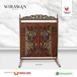 Batik tulis asli - Sutra ATBM Tanahan - AF6-0009
