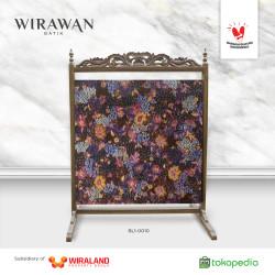 Batik tulis asli - Sutra ATBM Tanahan - BL1-0010