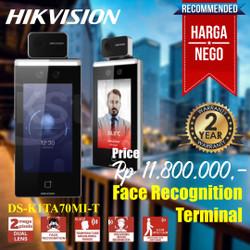 HIKVISION MinMoe DS-K1TA70MI-T TEMPERATURE SCREENING TERMINAL CAMERA