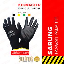 Gunter Sarung Tangan Pelindung Hitam / Sarung Tangan Safety - M