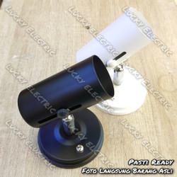 Kap Lampu Sorot E27 3cm Plafon / Kap Spotlight E27