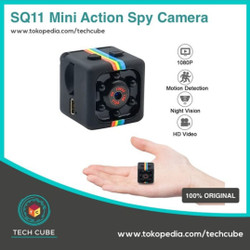 PROMO SPY CAM SQ 11 FULL HD 1080P CAMERA MINI DV SQ 11 KAMERA SPY CAM