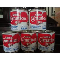 Susu Kental Manis Carnation 370 Gr