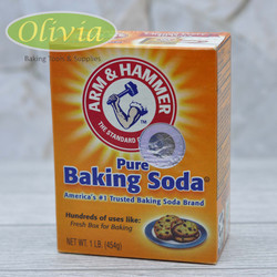 Baking Soda / Soda Kue Arm & Hammer ASLI USA 454Gr