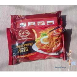 Mie Goreng Sambal Terasi 100gr Instan Extra Pedas Halal BLT Spicy