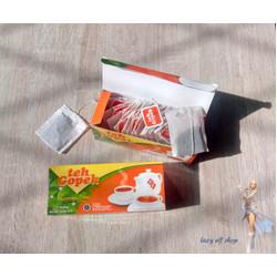 Teh Celup Gopek 50gr isi 25 bag Pure Jasmine Tea Hijau Melati Slawi