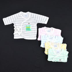Baju Kimono Bayi / Kimono Bayi Laki Laki dan Perempuan 0-3 / 3-6 Bulan - 0-3 Bulan, Salur Kuning