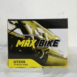 Aki Motor Honda Beat, Supra X 125, Karisma, Vario 110 GTZ5S OTOBAT
