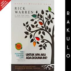 Buku The Purpose Driven Life - Untuk Apa Aku Ada di Dunia Rick Warren