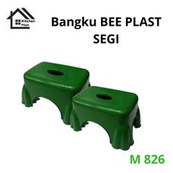 Bangku Jojodog Bee Plast Segi Bangku Plastik Kursi Segi