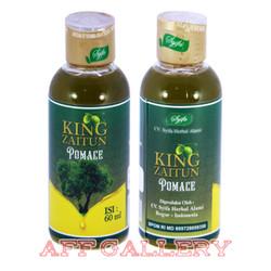Minyak Zaitun King Pomace Syifa | Minyak Zaitun KING 60 ml