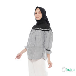 Atasan Muslim Wanita | Sabrina Salur Top | Blouse | Original